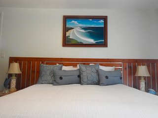 Nice Studio with Patio and Water Views - Sunset Beach vacation rentals