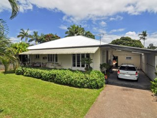 Large Family House & Garden, close to City Centre - Cairns vacation rentals