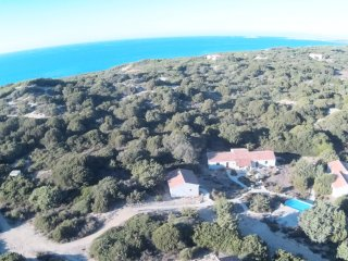 Tipical stone house 300 meters from private beach with pool naturalistic area - Badesi vacation rentals