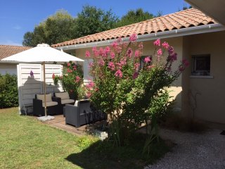 Maison vacances 3 chambres proche Hossegor - Angresse vacation rentals
