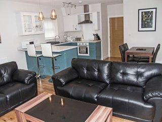 Luxury 1 Bed Apartment - Ground Floor - Barrow-in-Furness vacation rentals