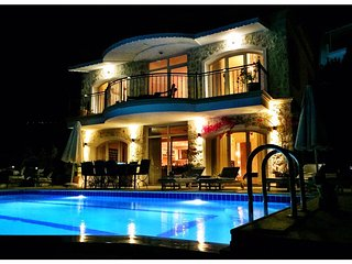 Villa Valo - a Luxurious Villa with a Private Pool and Stunning Sea & City View - Kalkan vacation rentals