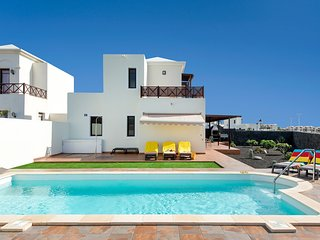 Comfortable 3 bedroom Villa in Yaiza - Yaiza vacation rentals