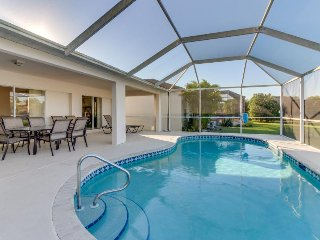 Charming home w/ a screened-in pool set on five acres with two lakes! - Fort Myers vacation rentals