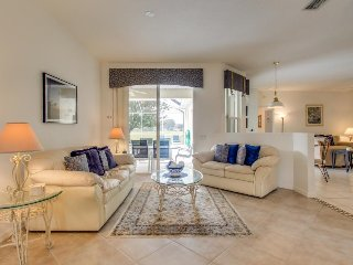Jump in the heated private pool after a day on the links! - Bradenton vacation rentals