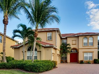 Contemporary, family-friendly home w/ private pool & spa and a great location! - Fort Myers vacation rentals