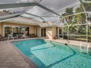 Spacious home with pool boasts a great location in a gated community! - Naples vacation rentals