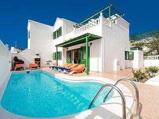 Cozy 3 bedroom Villa in Tias - Tias vacation rentals