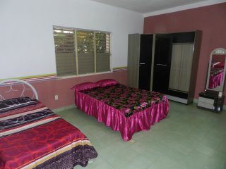 Nice Bed and Breakfast with Housekeeping Included and Television - Cuba vacation rentals