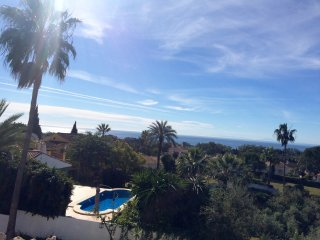 MODERN MARBELLA STUNNING SEA VIEWS VILLA LUXURY EXPERIENCE ADULTS ONLY - Elviria vacation rentals