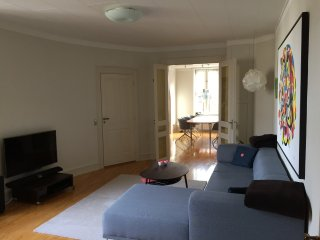 Spacious flat in trendy Vesterbro - Copenhagen vacation rentals
