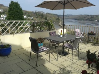 Holiday house overlooking the River Fowey, Cornwall - Golant vacation rentals