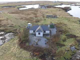 Comfortable Cottage with Wireless Internet and Television - Benbecula Island vacation rentals