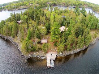 Private 3.5 Acre Island on Lake of the Woods - Kenora vacation rentals