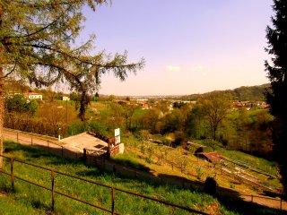 TaiObe Romantic Chalet Relax - Citta Alta Bergamo & Airport - Palazzago vacation rentals