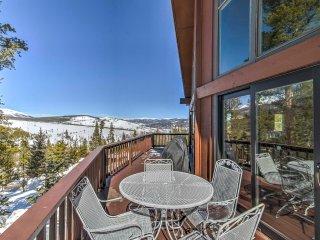 Lovely 5BR Breckenridge Chalet on Breck's Peak 7! - Breckenridge vacation rentals