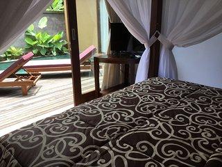 NEW! Candra Loka Private Pool Villa, 2BR, 2BA, LR, Kitchen, Free shuttle to Ubud - Abiansemal vacation rentals