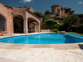Villa Pevero Hills 4 with pool and sea view for 6 persons - Abbiadori vacation rentals