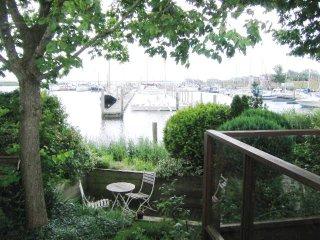 4 pers. Haus mit einem Blick über den Hafen am meer - Lauwersoog vacation rentals
