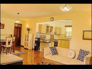 Spacious Condo with Internet Access and Housekeeping Included - Nairobi vacation rentals