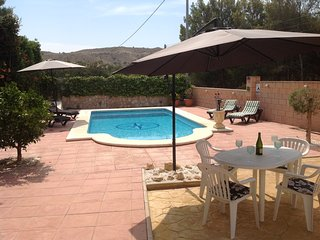 Exclusive Luxury Detached Villa With private Pool - 3 Bedrooms Sleeps 6 + 2 - Hoya de los Patos vacation rentals