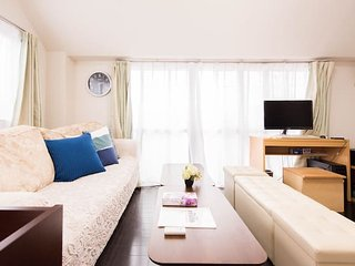 5min. to Ikebukuro! 7ppl & widely space 1LDK #1T15 - Itabashi vacation rentals