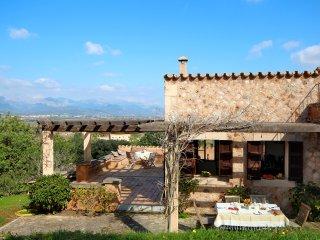 Holiday Country house Mallorca sleeps 6 - Santa Eugenia vacation rentals
