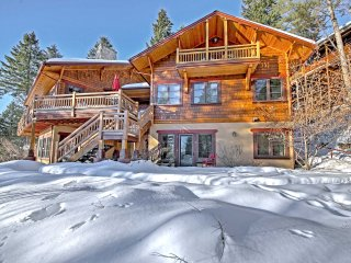 NEW! 3BR Whitefish Apartment w/ Great Nature Views! - Whitefish vacation rentals