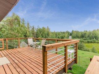 NEW! Lakefront 4BR Wasilla House w/Spacious Decks! - Wasilla vacation rentals
