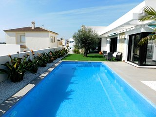 Brand New 4 Bedroom Detached Family Holiday Villa in La Marina - La Marina vacation rentals