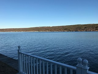Spectacular Lake Front Home on Keuka Lake! Close to Hammondsport & Wineries!!! - Hammondsport vacation rentals