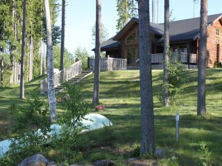 Spacious 4 bedroom Villa in Imatra - Imatra vacation rentals