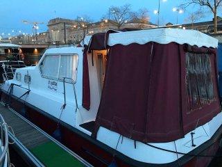 Nuit dans un bateau au coeur de Mulhouse - Mulhouse vacation rentals