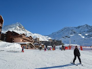 Perfect 3 bedroom Vacation Rental in Val Thorens - Val Thorens vacation rentals