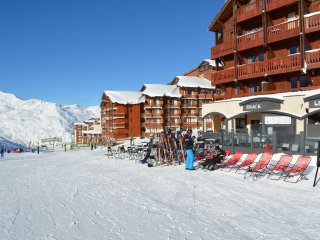 Cozy Val Thorens Apartment rental with Balcony - Val Thorens vacation rentals