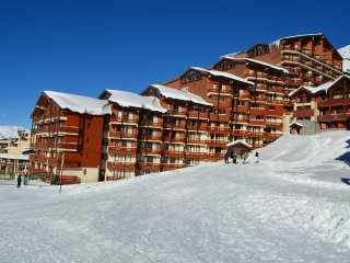 Sunny 1 bedroom Vacation Rental in Val Thorens - Val Thorens vacation rentals