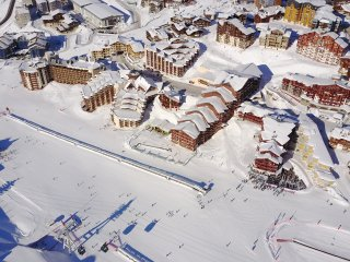 Comfortable 2 bedroom Condo in Val Thorens with Internet Access - Val Thorens vacation rentals