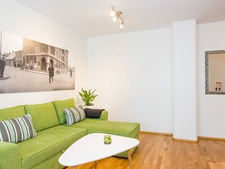 Brilliant Family Apartment with Balcony - Reykjavik vacation rentals