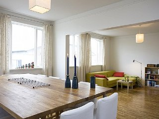 Comfortable Apartment with Internet Access and Washing Machine - Reykjavik vacation rentals