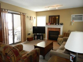 Adorable Peak N Peek Ski/Golf Condo close to lifts and lodge, Sleeps 7 - Clymer vacation rentals