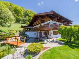 BERGSUCHT-Ruhpolding - exklusive 5 Sterne Ferienwohnung am Schwimmteich - Ruhpolding vacation rentals