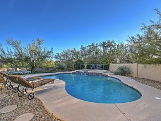 NEW! 5BR Scottsdale Home w/ Private Pool & Hot Tub - Carefree vacation rentals