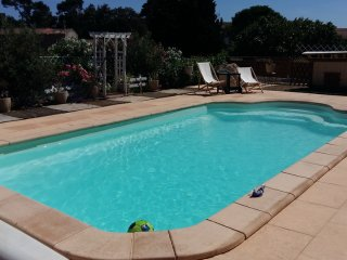 House with private heated pool - Rustiques vacation rentals