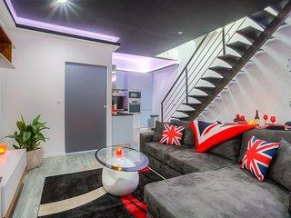 Romantic 1 bedroom Apartment in Trevoux - Trevoux vacation rentals