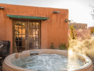 Two Casitas - Amor - Historic Adobe in the Heart of The Railyard and Downtown - Santa Fe vacation rentals