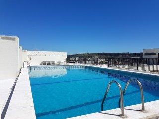 CAPARICA ROOF POOL APARTMENT - Costa da Caparica vacation rentals