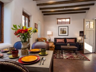 Two Casitas -Carmel - Elegant Adobe home walking distance to Plaza & Canyon Rd. - Santa Fe vacation rentals