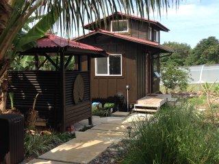 The sweetest Hana Mana Organic Farm Cottages (GARDEN COTTAGE CALENDAR) - Hana vacation rentals