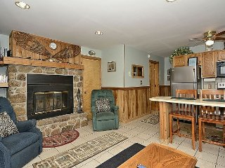 """Newly renovated Northwoods F2  """"Time Out""""-100 ft. to slopes! - Davis vacation rentals"""
