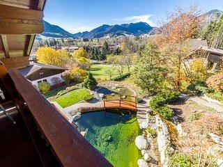 BERGSUCHT-Ruhpolding - Exklusive Ferienwohnung in bester Lage - Ruhpolding vacation rentals